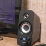 音質もデザインも満足のBluetoothスピーカー Creative T15 Wireless